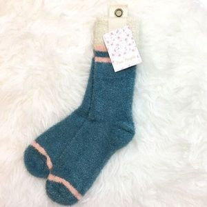 Free People Dream Boat Slipper Socks